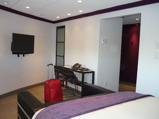 River Inn Resort: our room