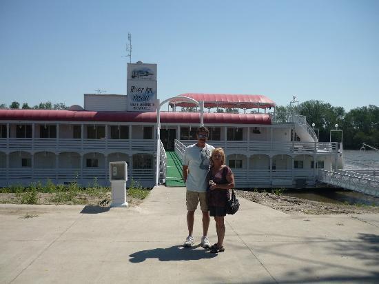 River Inn Resort: Entrance