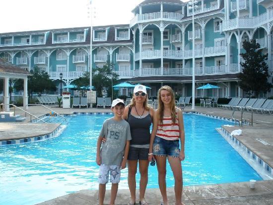 Disney S Beach Club Villas Villa Pool