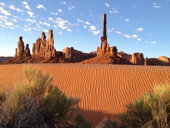 Monument Valley Safari: perfection..