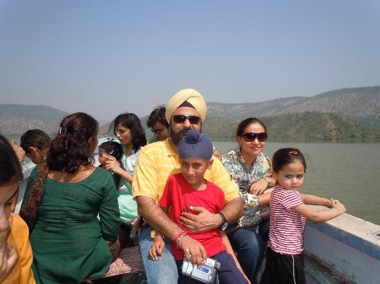 Amrit Resort: Our Family
