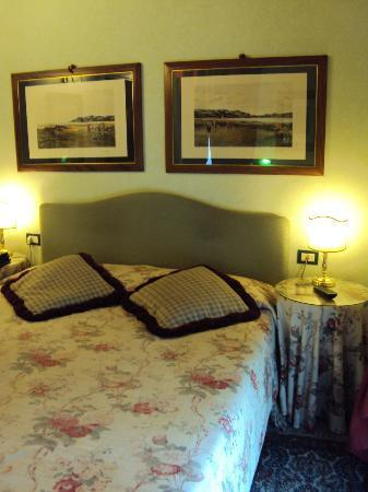 Hotel Rosary Garden: Heavenly comfortable bed