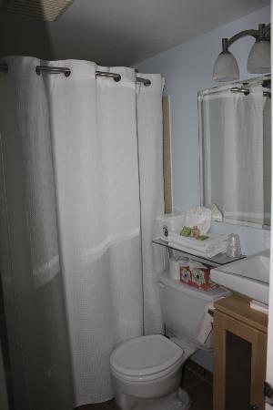Super 8 Duncan: Bathroom