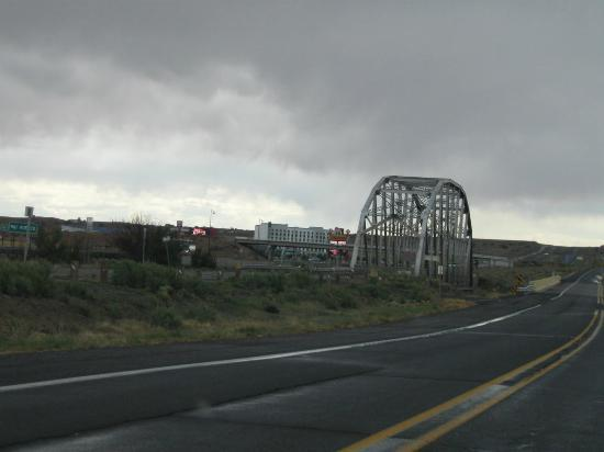 Route 66: Rio Puerco bridge