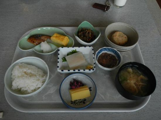 KKR Hakodate: 朝ごはん