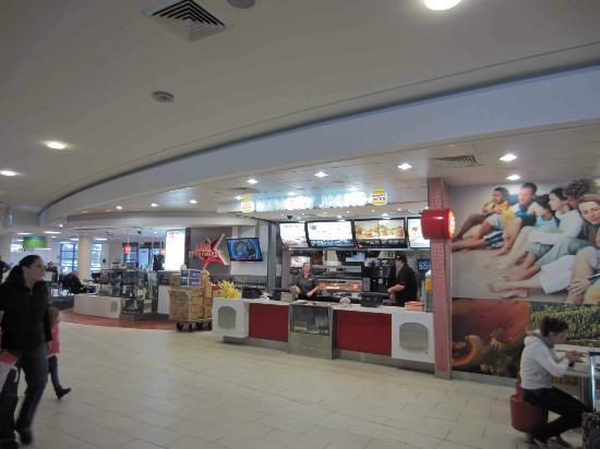 Hungry Jacks Newcastle Airport: The Hungry Jacks in Newcastle