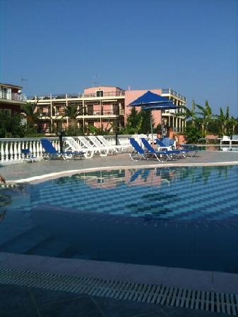 Hotel Brati - Arkoudi: pool