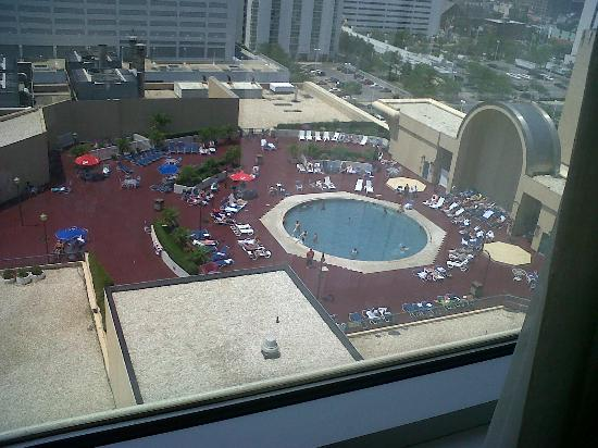 The Showboat Hotel Atlantic City Pool