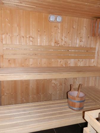 Center Parcs - Domaine des Trois Forets: sauna