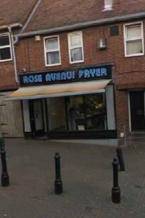‪Rose Avenue Fryer‬