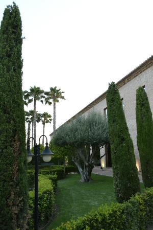 Ad Hoc Parque Hotel: Gardens