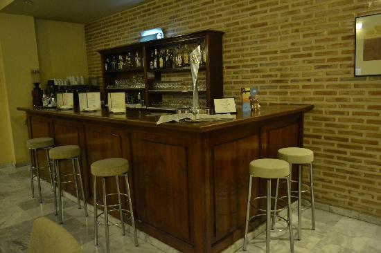Ad Hoc Parque Hotel: Bar Area