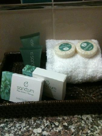 Rydges Parramatta: Bathroom products