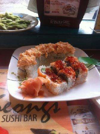 Seong's Sushi Bar & Chinese