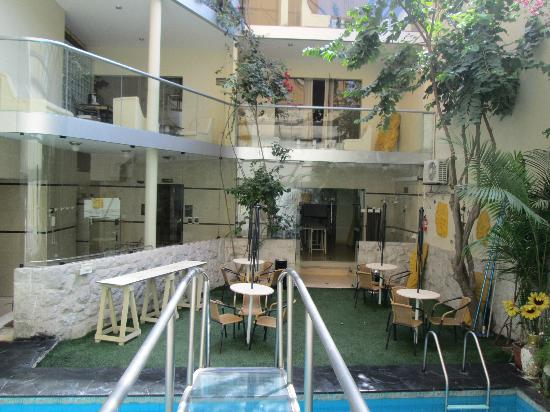 Inkari Suites Hotel: Executive suite june 2