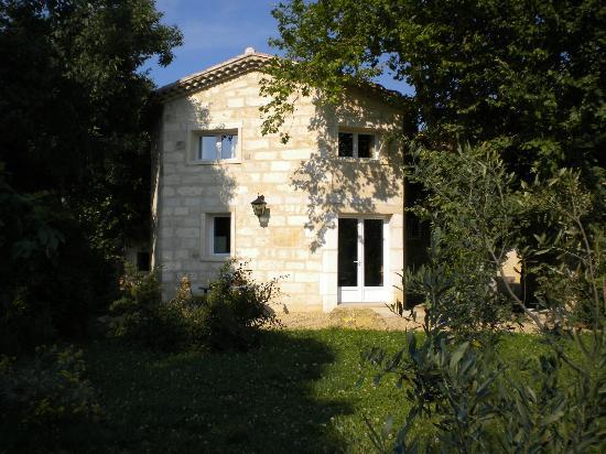 Mas de la Croix d'Arles : farmhouse