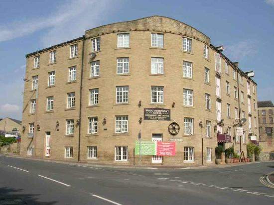 Wool Merchant Hotel: hotel front