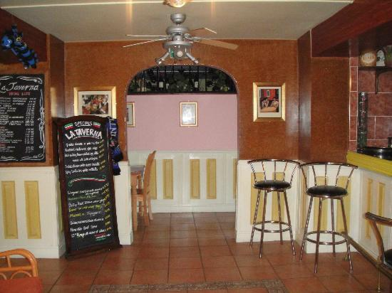 Wool Merchant Hotel: restaurant/bar
