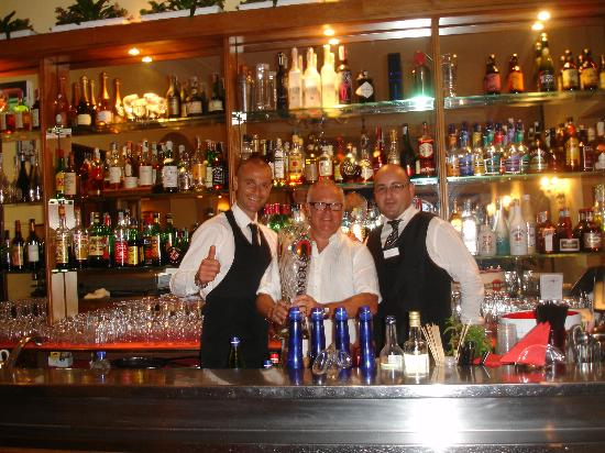 Majestic Palace Hotel: bar