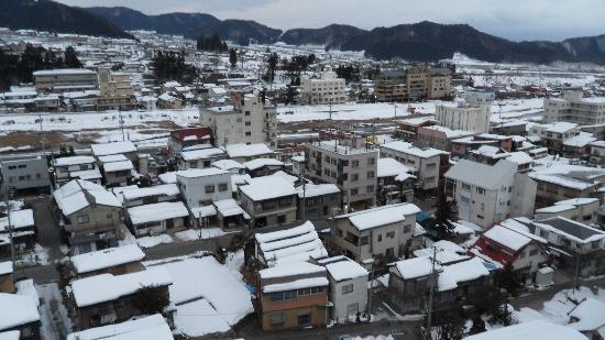 Ryokan Biyunoyado: Our view
