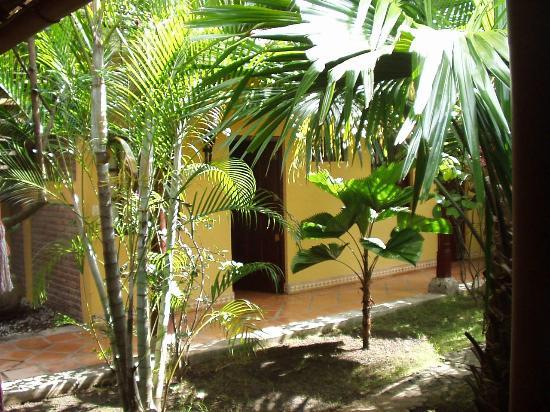 Hotel La Pergola: Inside