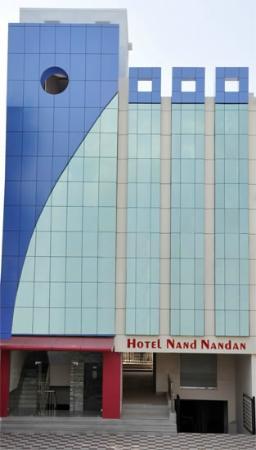 Hotel Nand Nandan: hotel nandnandan