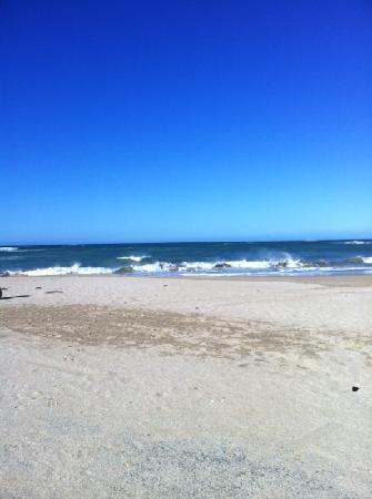 Tapas Beach Restaurant: View from the restaurant !