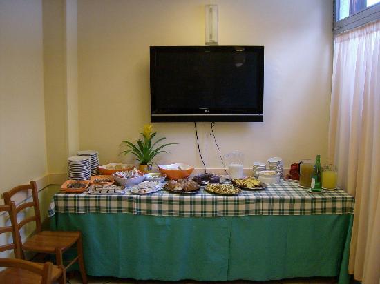 Hotel Giovanna: colazione buffet