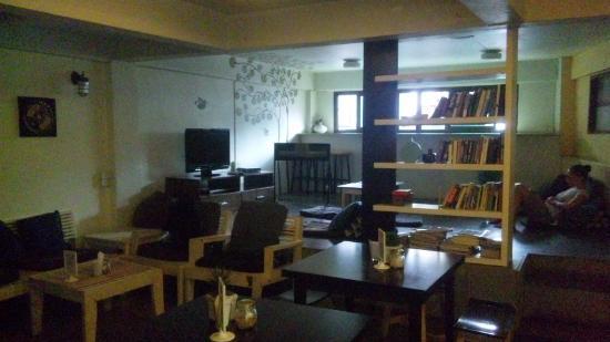 Chada Hostel: ネカフェ