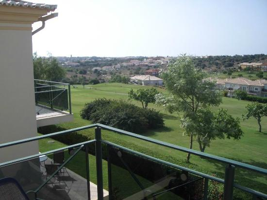 Boavista Golf Resort: view to 2nd tee