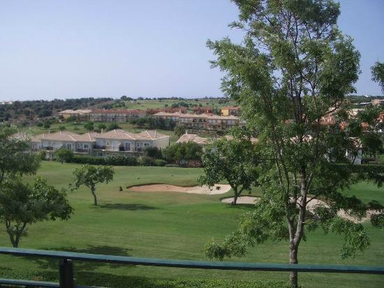 Boavista Golf Resort: view to 2nd fairway