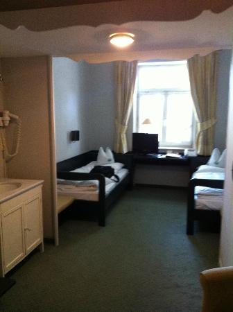 Hotel Gutsgasthof Stangl: Zimmer Nr. 7