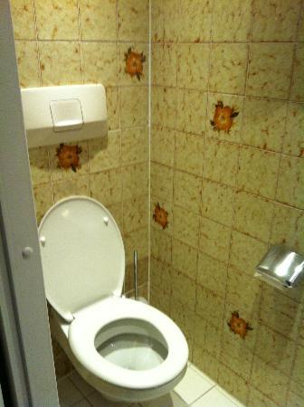 Hotel Gutsgasthof Stangl: Toilette