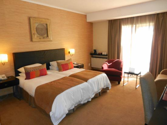 Paxton Hotel: Zimmer