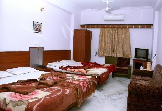 Hotel Udai Palace: Family Room