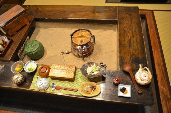 Yumoto Choza: 朝食