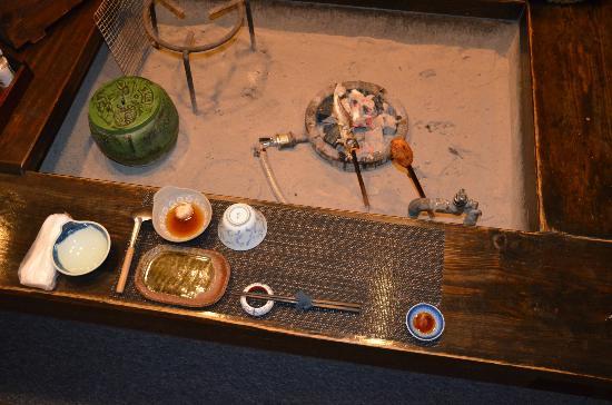 Yumoto Choza: 夕食