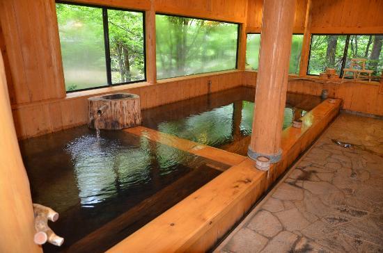 Yumoto Choza: 大浴場