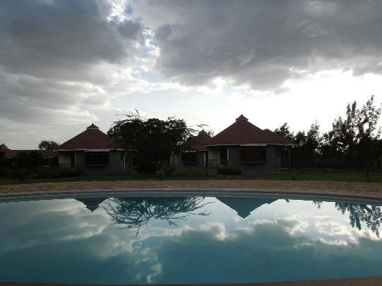 Arusha Planet Lodge: Vue extérieur
