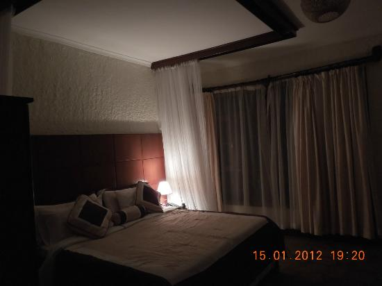 Arusha Planet Lodge: Chambre