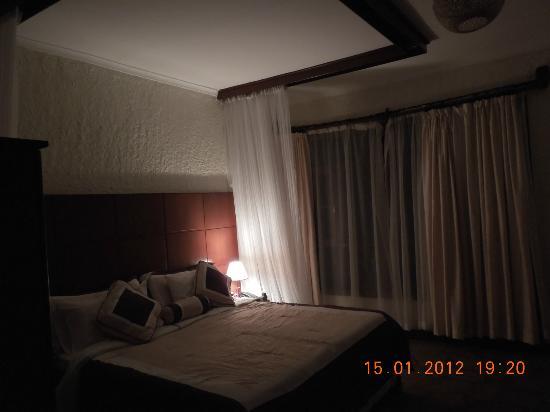 Planet Lodge: Chambre