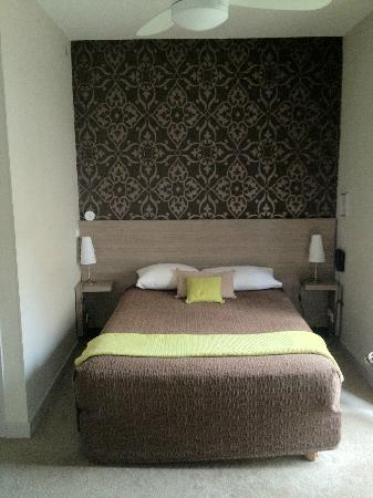 Hotel Oxo: Chambre 101