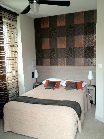 Hotel Oxo: Chambre 102