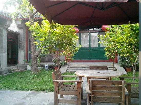 Beijing Sihe Courtyard Hotel: sihe hotel
