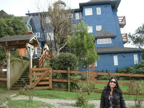 Casa Kalfu: Habitacion