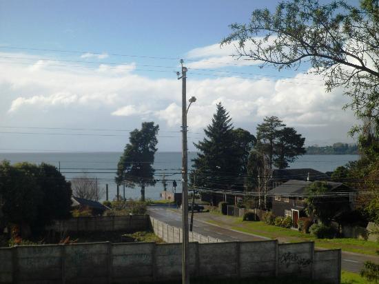 Casa Kalfu: Vista desde la Habitacion