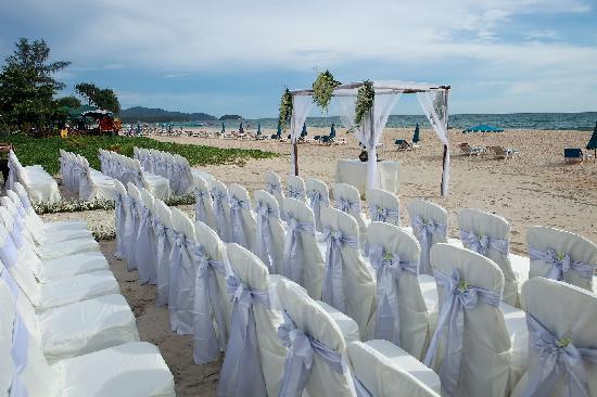 Centara Grand Beach Resort Phuket: ceremony venue