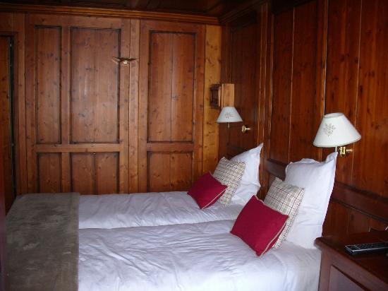 Hotel Royal Rochebrune: standard double room
