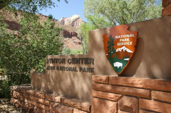 Watchman Campground: Visitor Centre