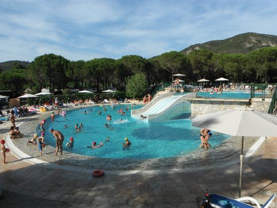 Campo nell'Elba, Italia: Piscina